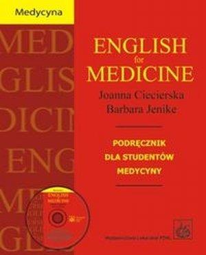 English for medicine Podręcznik dla studentów medycyny + CD