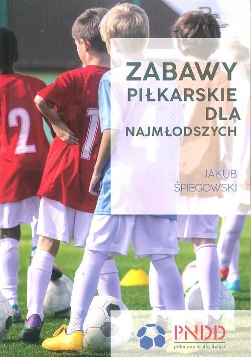 Zabawy piłkarskie dla najmłodszych