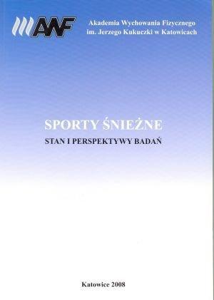Sporty śnieżne stan i perspektywy badań