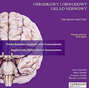 Ośrodkowy i obwodowy układ nerwowy Płyta CD