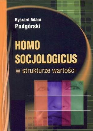 Homo socjologicus w strukturze wartości