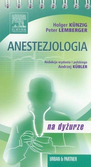 Anestezjologia Seria na dyżurze