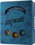 Gamegenic: KeyForge - Deck Book Blue