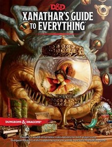 Dungeons & Dragons: Xanathar's Guide To Everything (edycja angielska)