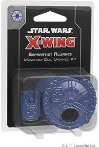 Star Wars: X-Wing - Separatist Alliance Maneuver Dial Upgrade Kit (druga edycja)