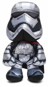 Star Wars Classic: Pluszowa Captain Phasma (17 cm)