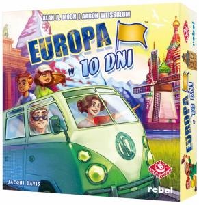Europa w 10 dni (gra planszowa)