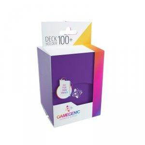 Gamegenic: Deck Holder 100+ - Purple