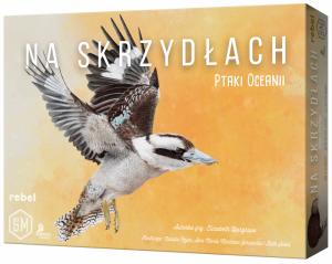 Na skrzydłach: Ptaki Oceanii (dodatek)