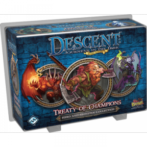 Descent 2nd Ed: Treaty of Champions