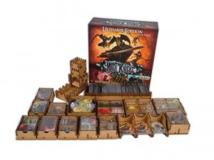 Insert do gry Mage Knight Ultimate Edition (e-Raptor)