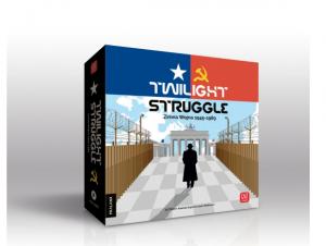TWILIGHT STRUGGLE Zimna Wojna 1945–89