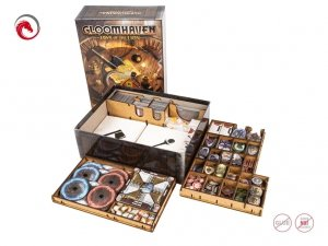 Insert do gry Gloomhaven: Jaws of the Lion (e-Raptor)