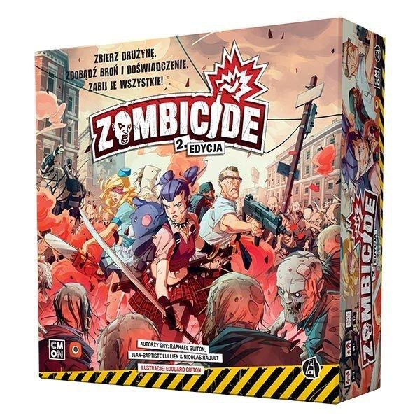 zombicide 2 edycja wersja polska