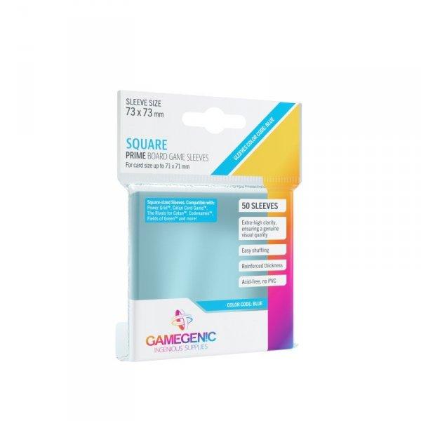 Gamegenic: Prime Square-Sized Sleeves (73x73 mm), 50 sztuk