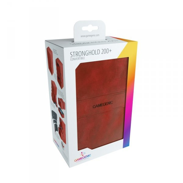 Gamegenic: Stronghold 200+ Convertible - Red