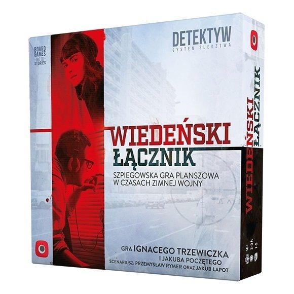 Wiedeński łącznik gra portal games pudełko front