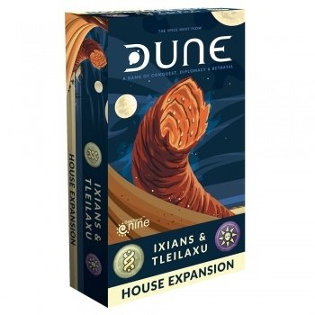 Dune: The Ixians and the Tleilaxu House (dodatek)