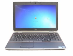 DELL LATITUDE E6520 i5 4GB NVS4200M 500GB W7P 15
