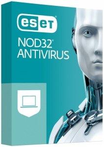 Oprogramowanie ESET NOD32 Antivirus BOX 3U 36M