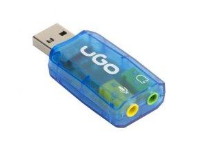 Karta dźwiękowa USB UGO 5.1