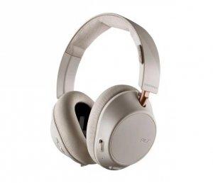 Słuchawki bezprzewodowe z mikrofonem PLANTRONICS Backbeat Go 810 ANC Białe