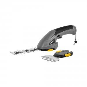 Nożyce akumulatorowe REBEL do krzewów i żywopłotu 4V