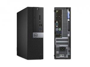 DELL KOMPUTER OPTIPLEX 7050 SFF i5-6500 8GB SSD512GB NVMe WIN10 - Poleasingowy
