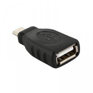 Adapter Qoltec USB 3.1 typC męski /USB 2.0 A żeński