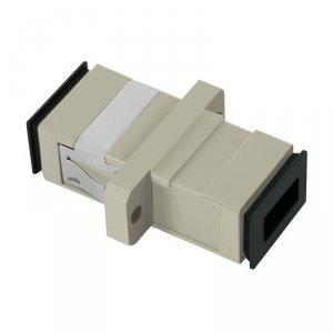 Adapter światłowodowy Qoltec SC/UPC simplex MultiMode