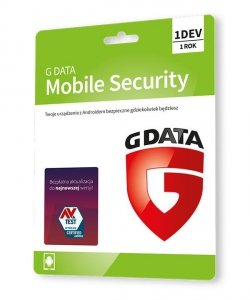 GDATA Mobile Internet Security 1DEV 1rok karta-klucz