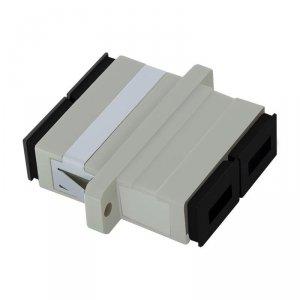 Adapter światłowodowy Qoltec SC/UPC duplex MultiMode