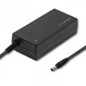 Zasilacz sieciowy Qoltec desktopowy 60W | 12V | 5A | 5.5*2.1 | + kabel zasilający