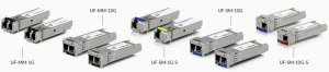 Moduł UBIQUITI UF-MM-10G Multi-Mode 10Gb/s SFP+ 2xLC (2 szt.)