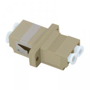 Adapter światłowodowy Qoltec LC/UPC duplex MultiMode