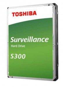 Dysk Toshiba S300 HDWT31AUZSVA 10TB SATA Surveillance BULK