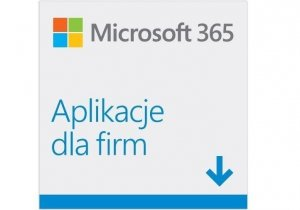 Licencja ESD Microsoft M365 Apps for Business 1Y 1U AllLanguages