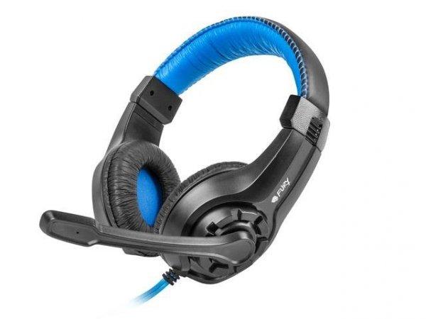 Słuchawki z mikrofonem Fury Wildcat Gaming