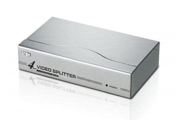 Rozdzielacz/Splitter ATEN VGA VS94A (VS94A-A7-G) 4-port.