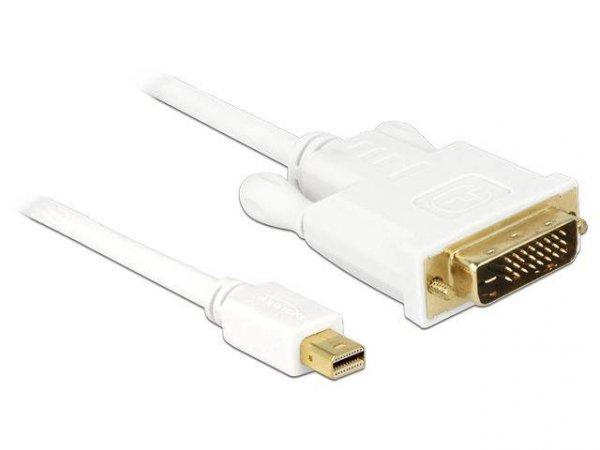 Kabel Delock DisplayPort MINI M-> DVI-I M 1m