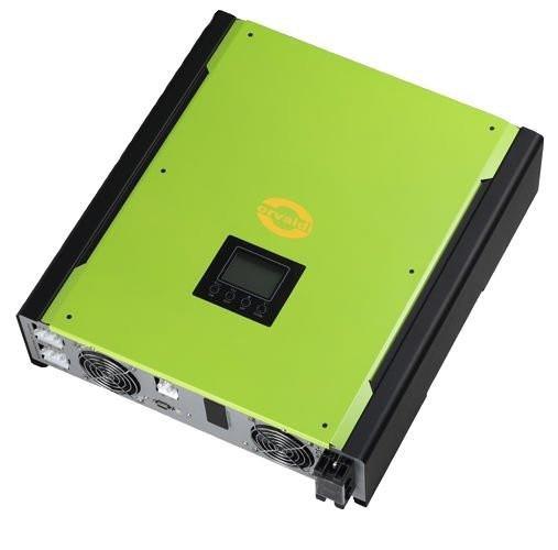 Inverter Hybrydowy ORVALDI Solar Infini 10kW, 3f - Grid on, Grid off lub Grid on z backupem i funkcją pracy równoległej.