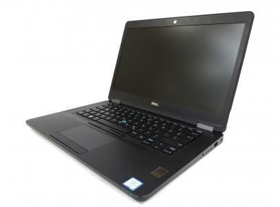 DELL LATITUDE E5470 i5-6300HQ/8GB/SSD512GB/BT/W10PRO HDTV - Poleasingowy