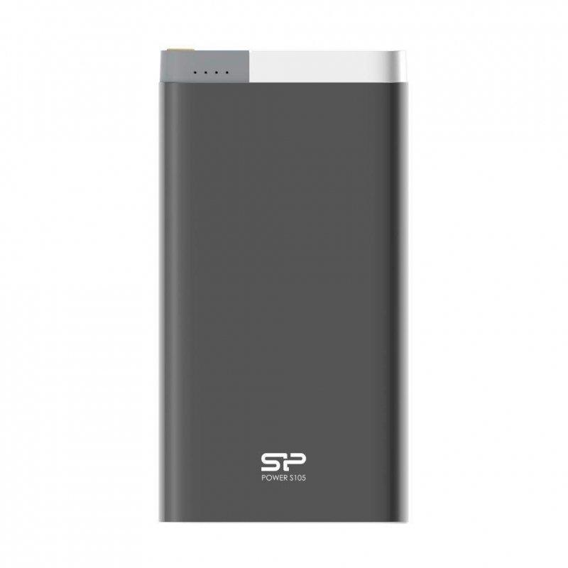 Powerbank Silicon Power S105 10000mAh USB czarny