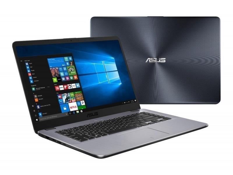 """Notebook Asus R504ZA-BQ066T 15,6""""FHD/Ryzen 7 2700U/12GB/SSD250GB+1TB/RXVega10/W10 Black-Silver"""