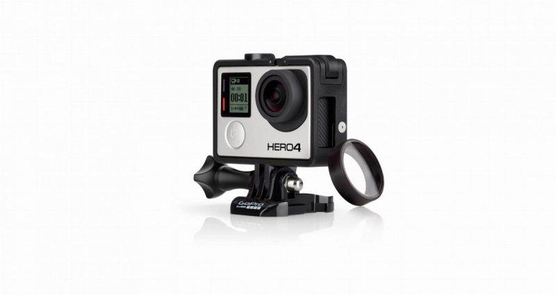 GoPro Protective Lenses - ochronne soczewki dla GoPro HERO 3, 3+, 4