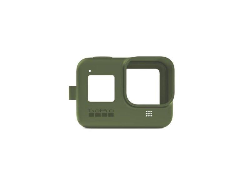 GoPro Sleeve + Lanyard do HERO 8 Black - silikonowa obudowa zielona