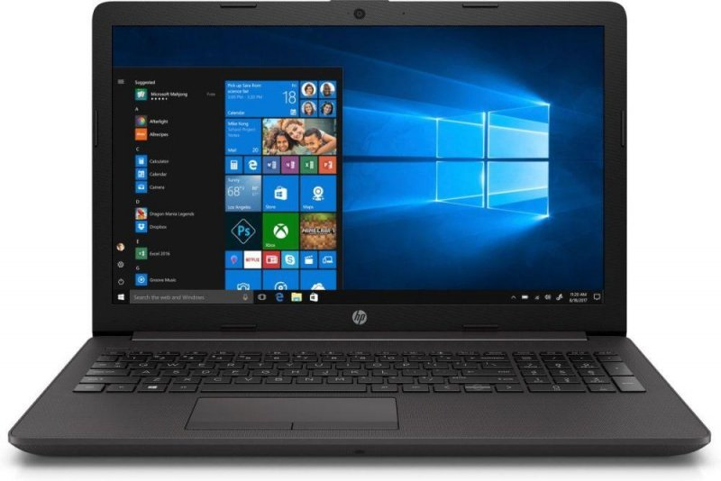 "Notebook HP 255 G7 15,6""FHD/Athlon 3150U/8GB/SSD256GB/Radeon Dark Ash Silver"