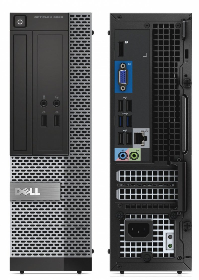 DELL komputer OPTIPLEX 9020 i5-4570 8GB SSD256GB WIN10