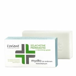 SOAP WITH NANO SILVER - antibacterial