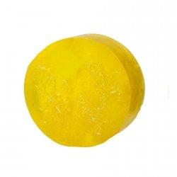 GLYCERINE SOAP WITH LOOFAH SPONGE - mango